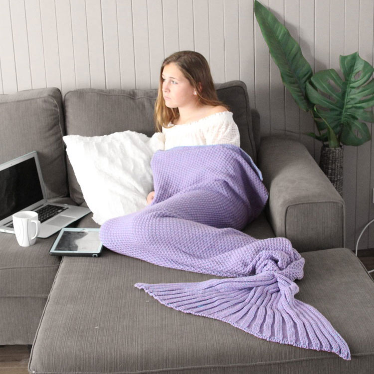 mermaid tail blanket online india