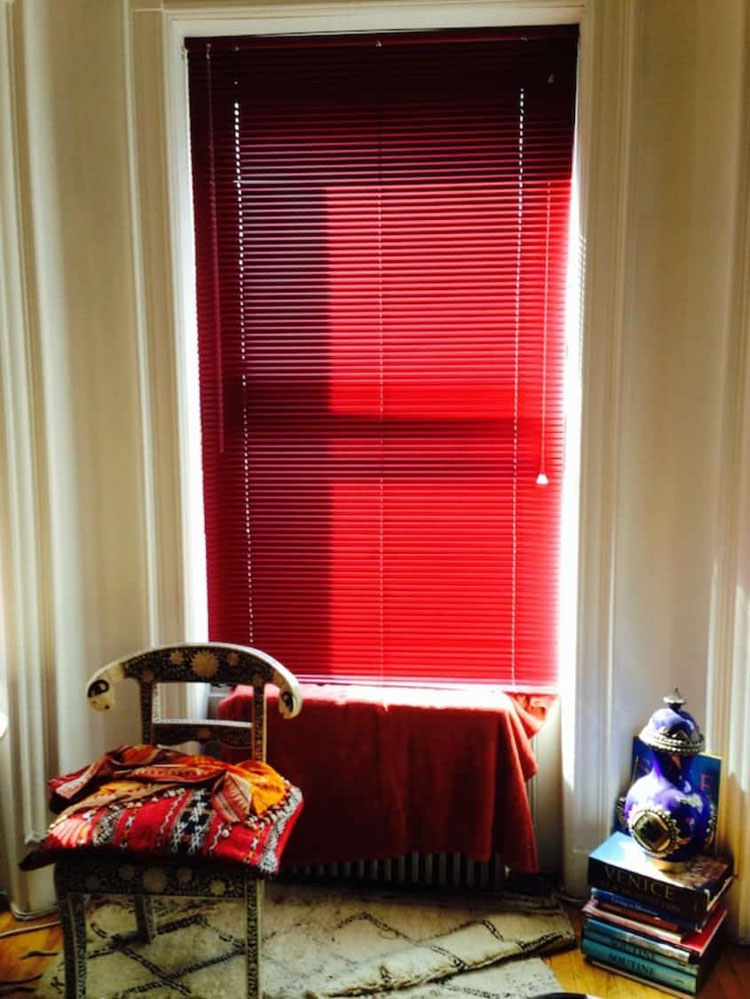 mini blinds how to measure