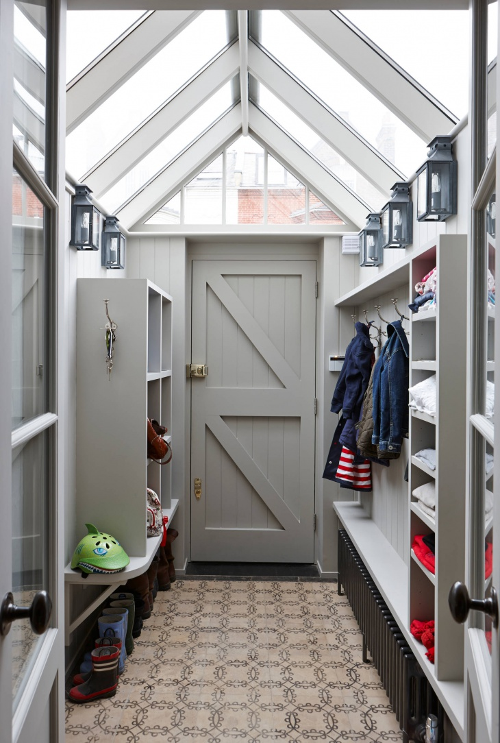 mudroom garage ideas