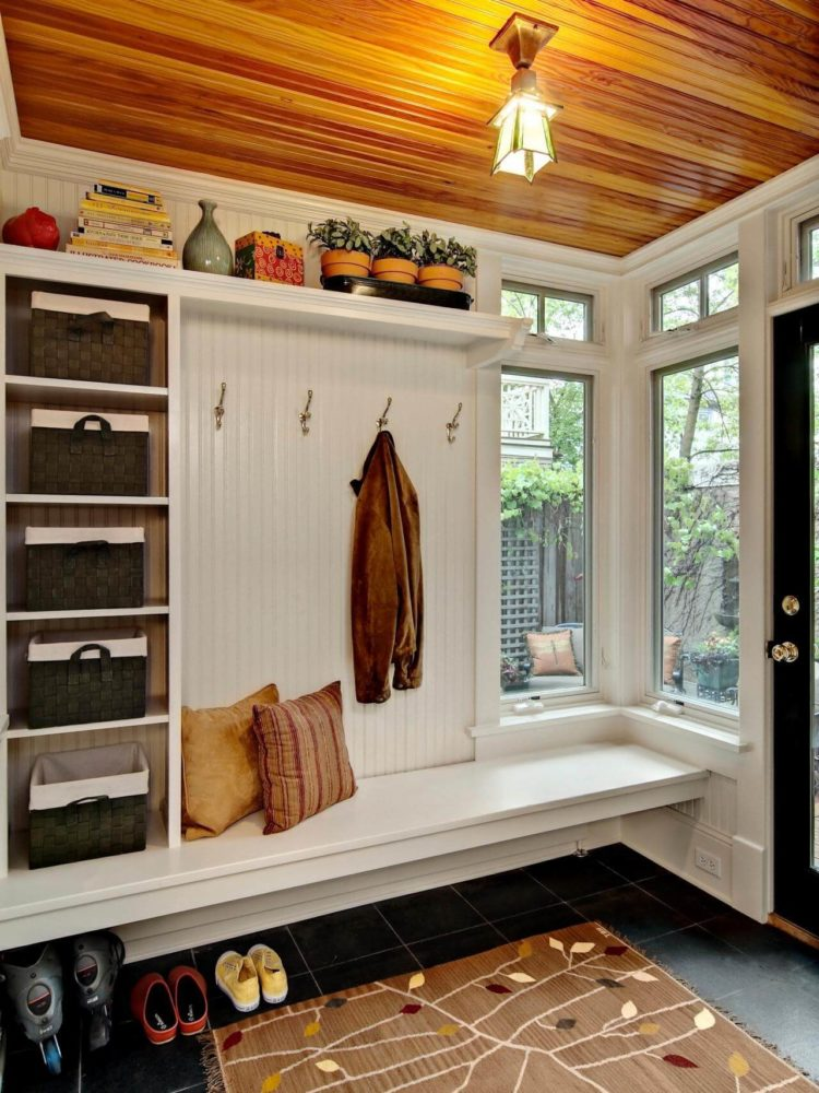 mudroom kitchen design