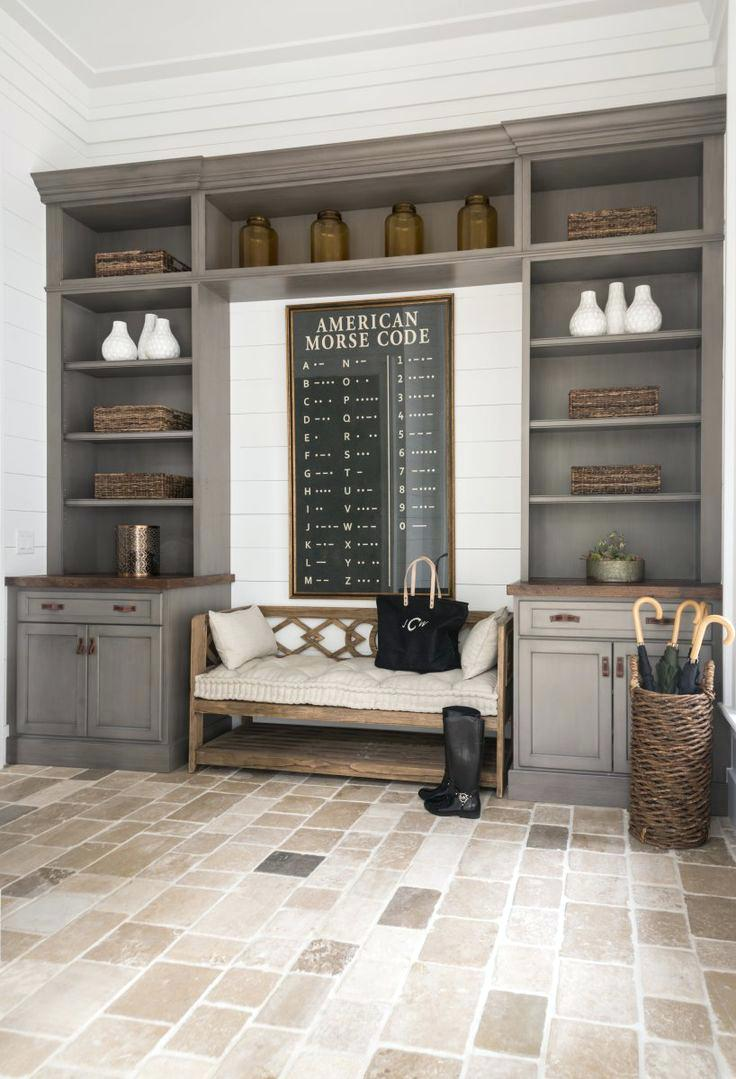 mudroom office