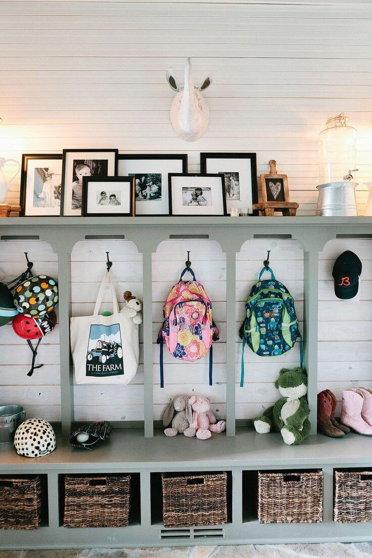 mudroom nook ideas