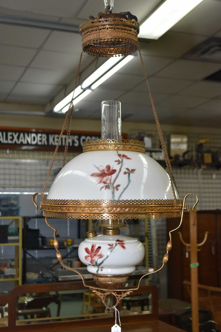 oil lamp glass replacement