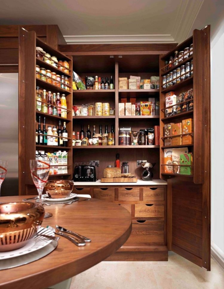 pantry cabinet lazy susan