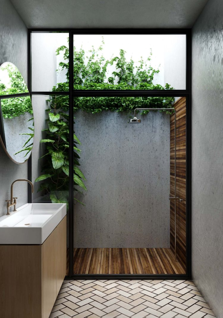 outdoor shower cool 2