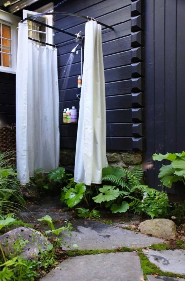 outdoor shower cool 87