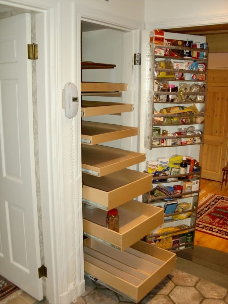 pantry cabinet narrow