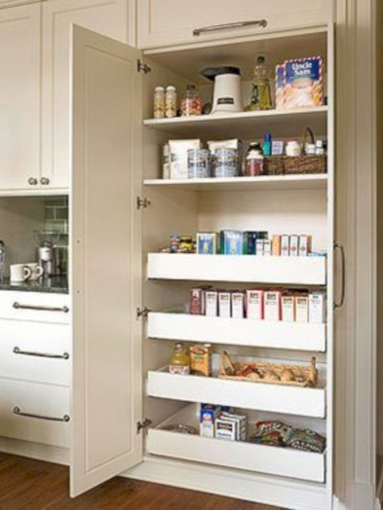 pantry cabinet organization home depot