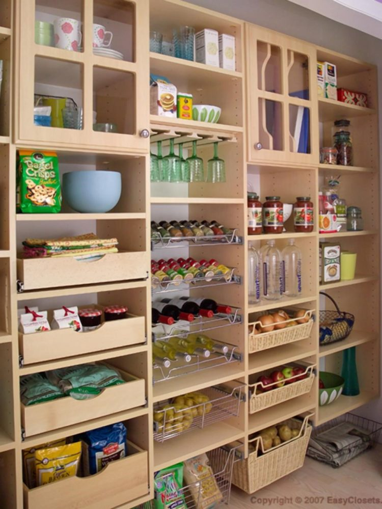 pantry cabinet joinery