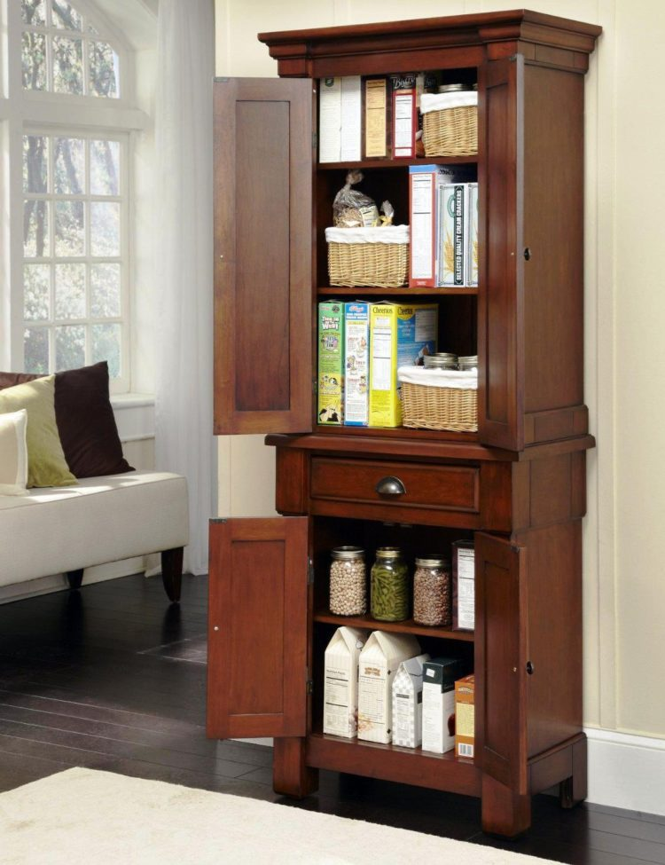 japanese pantry cabinet design