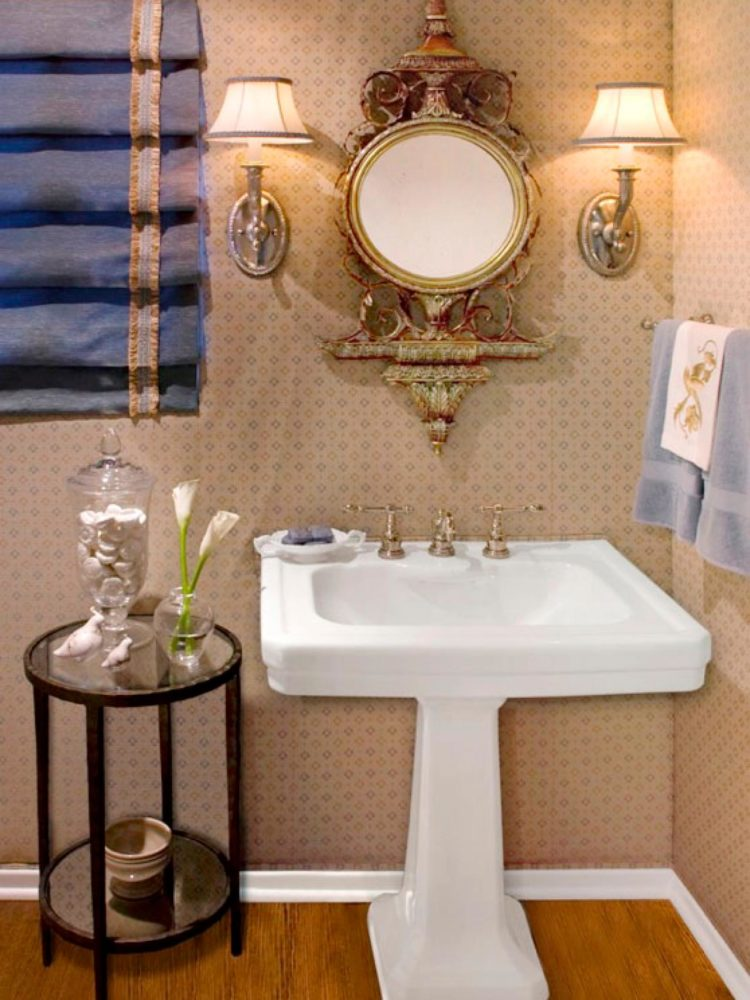 pedestal sink for bathroom