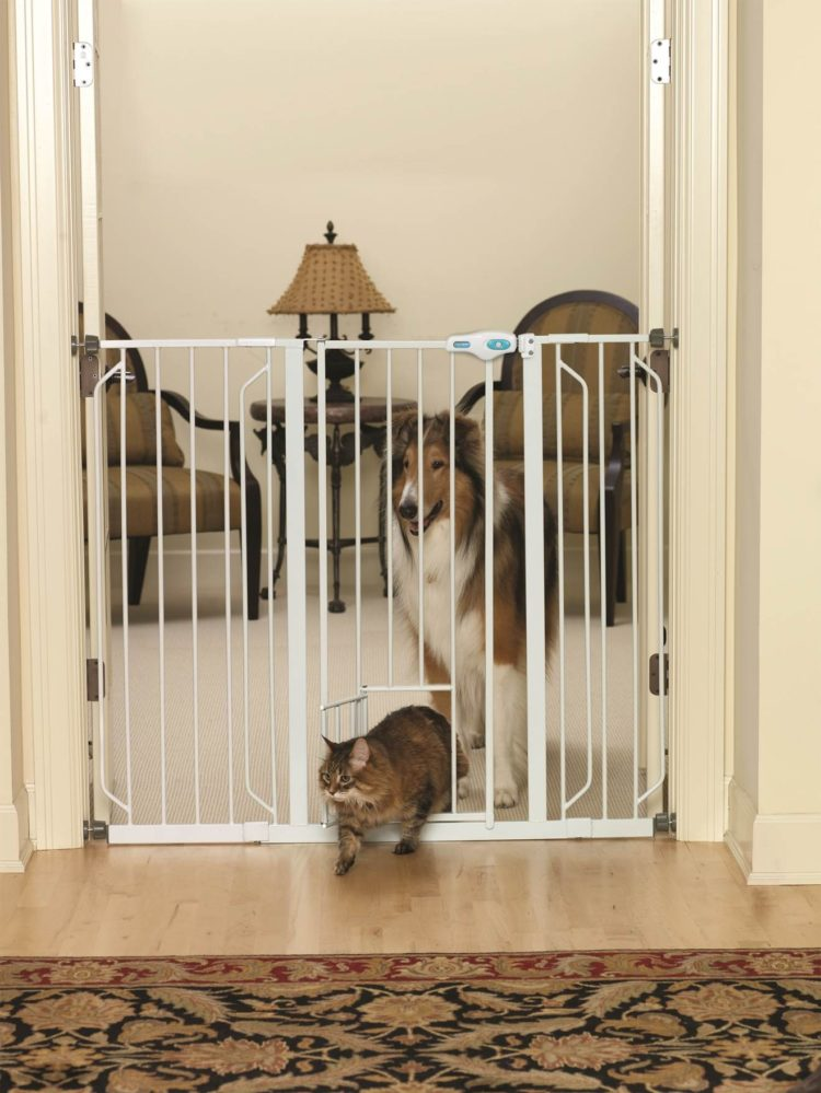 pet gate extension pins