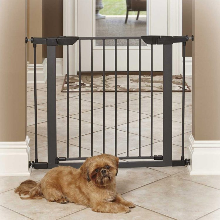 dog gap gate