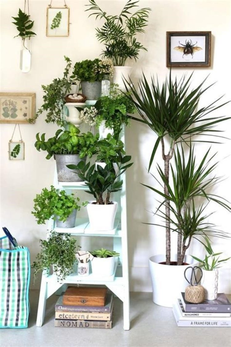 plant stand outdoor diy
