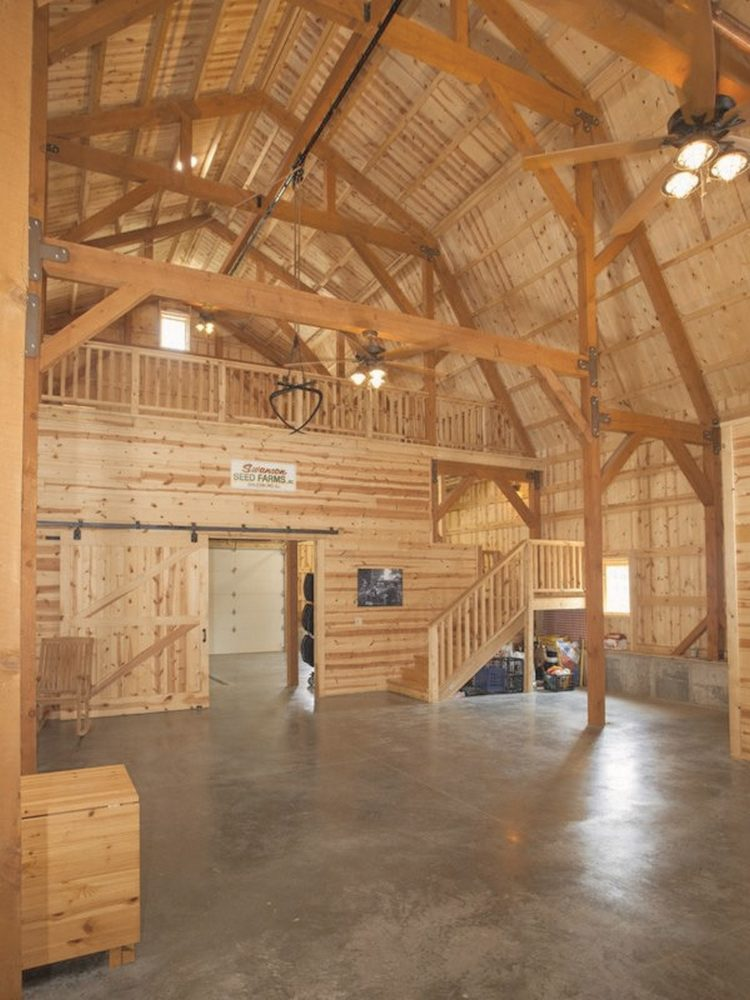 55 Pole Barn Homes Everything You Need To Know