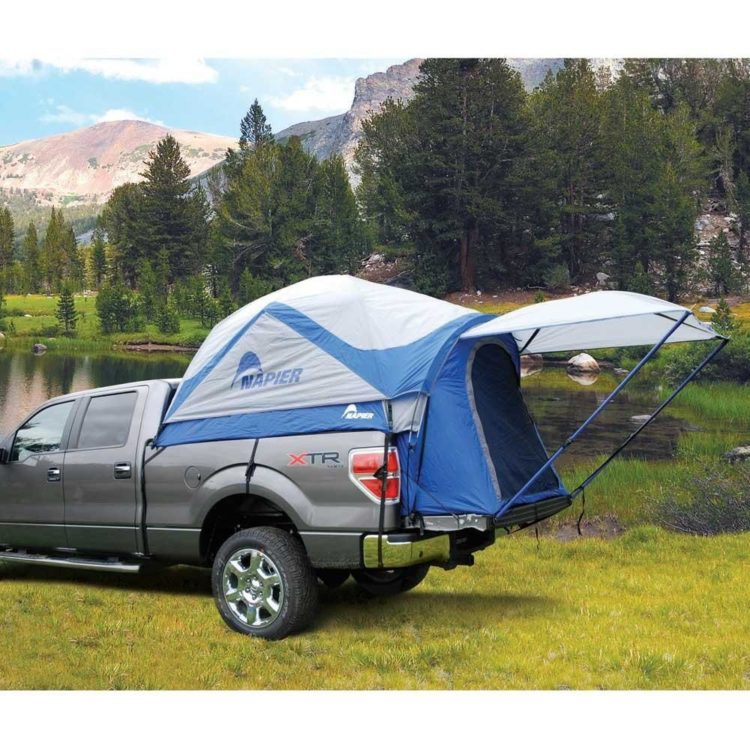 truck bed tent f250