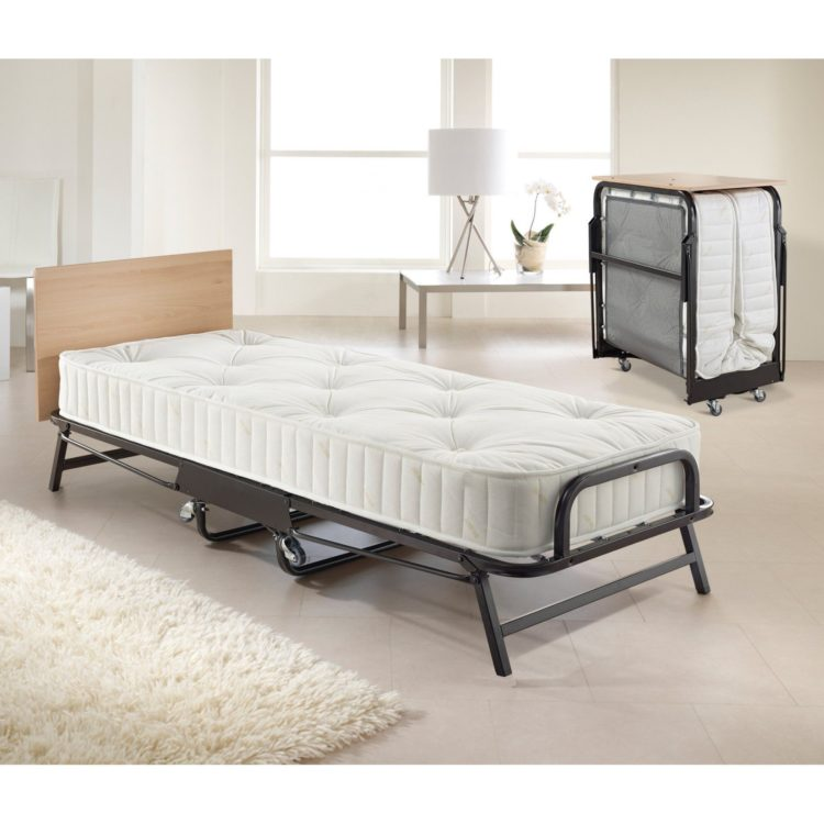 foldable queen bed frame with storage