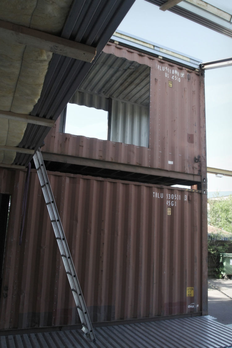 shipping container engineering
