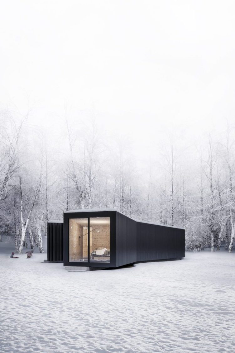 shipping container office cost