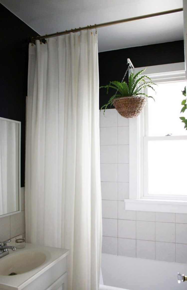 shower curtain rod bed bath and beyond