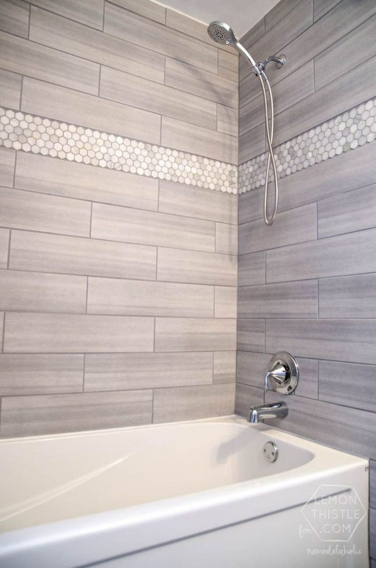 shower tile glue
