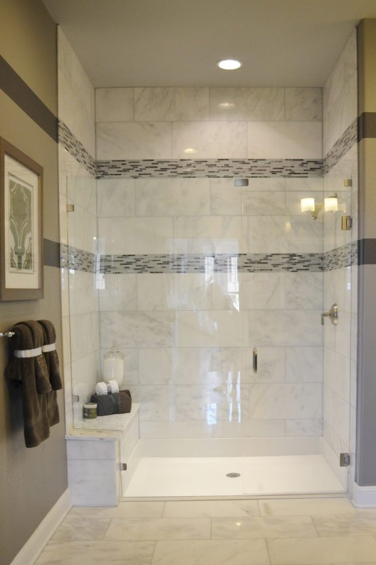shower tile fix