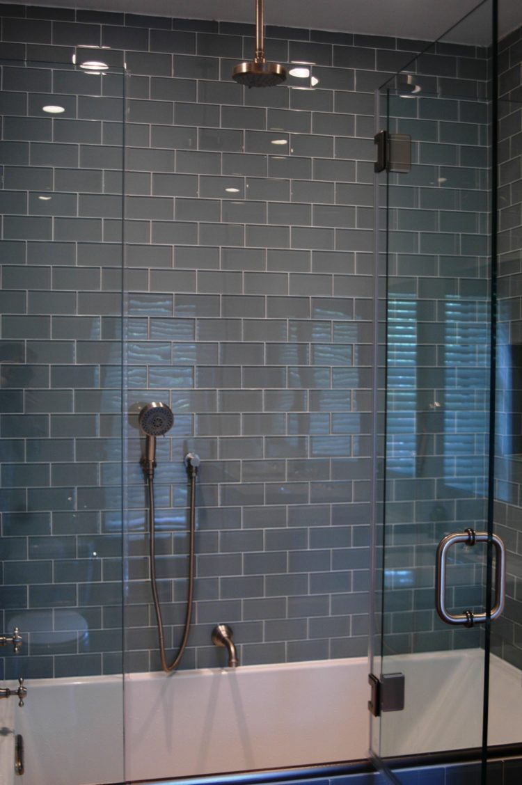 shower tile floor ideas