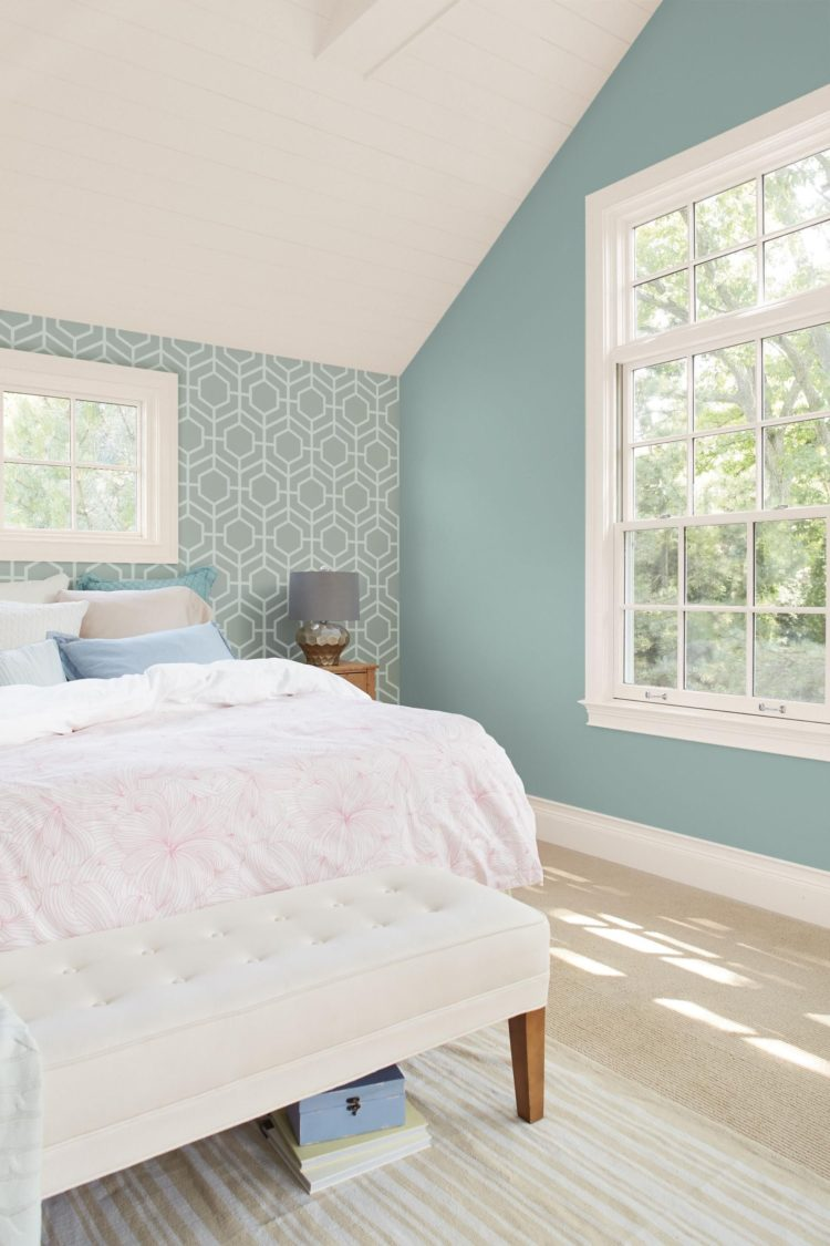 twin bed frame grey
