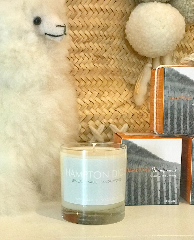 soy candle no hot throw