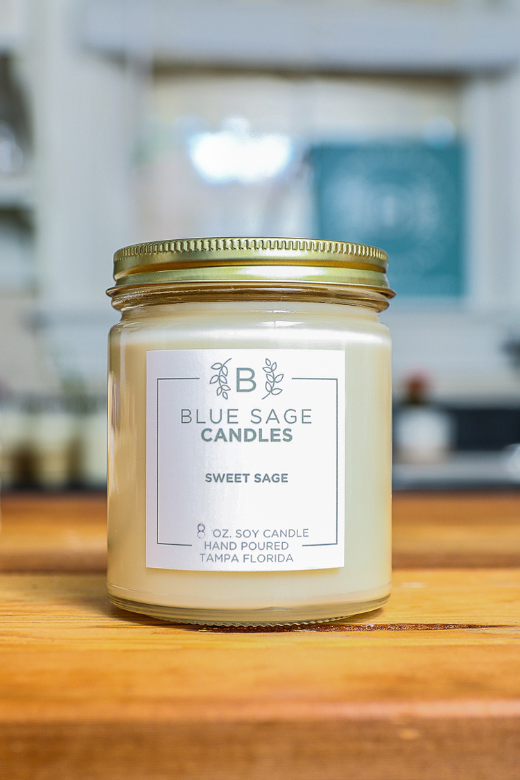 soy candle essential oil ratio