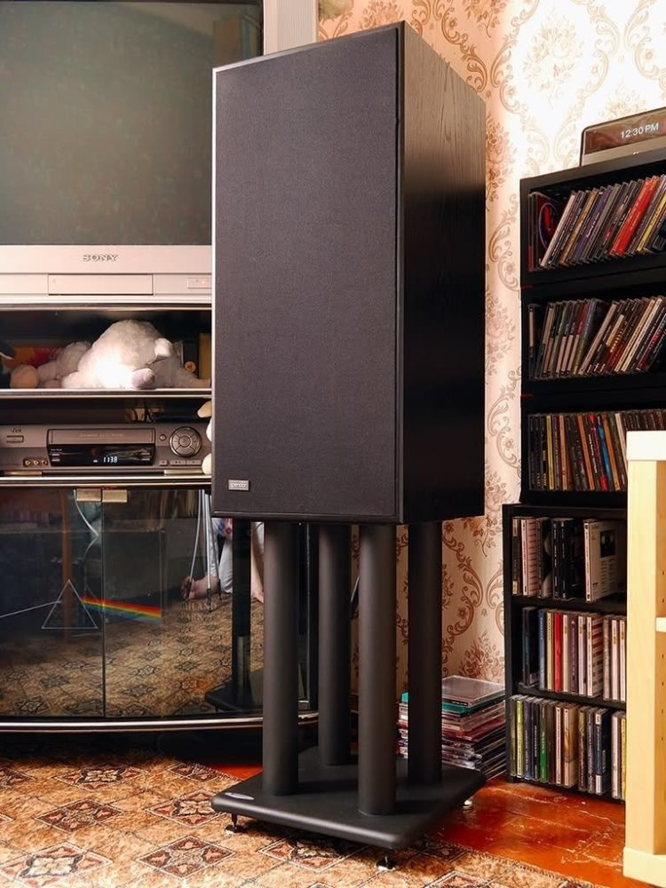 speaker stands for sonos play 1