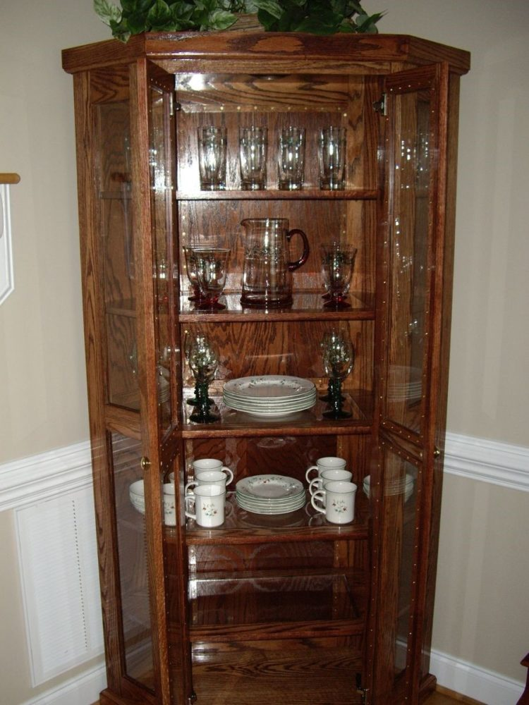 china cabinet measurements