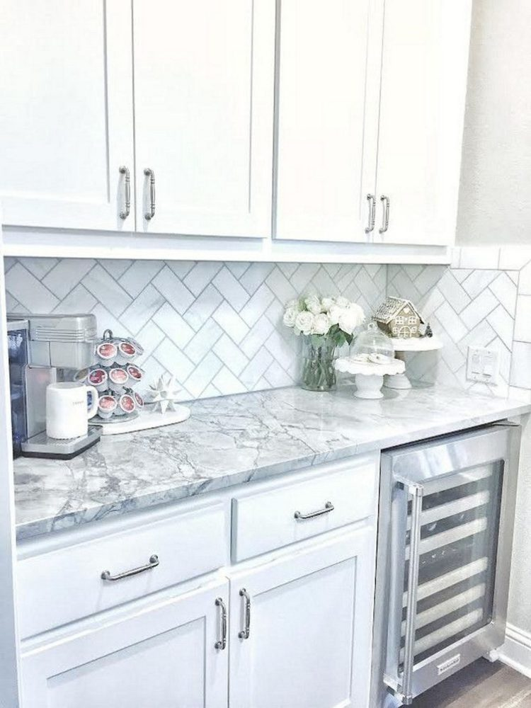 subway tile backsplash grout size