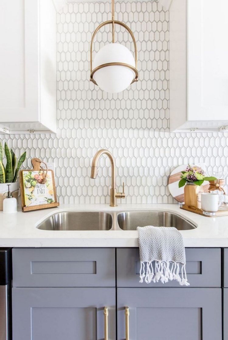 subway tile backsplash houzz
