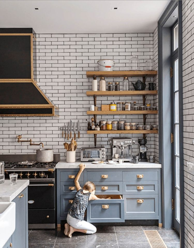 subway tile backsplash images