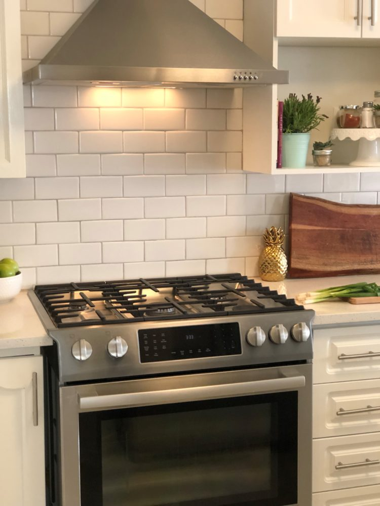 subway tile backsplash joanna gaines