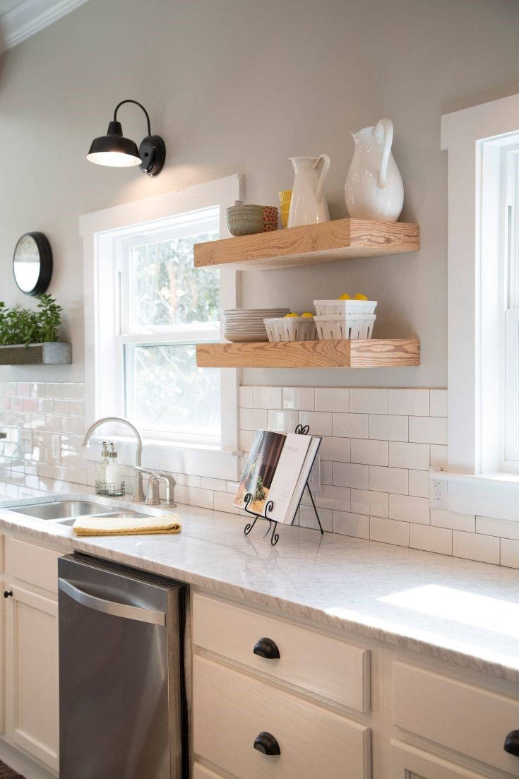 subway tile backsplash kitchen ideas
