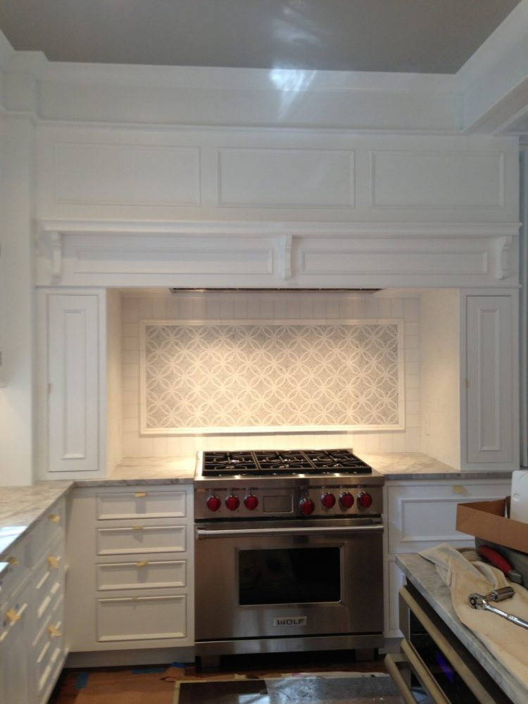 subway tile backsplash lowes