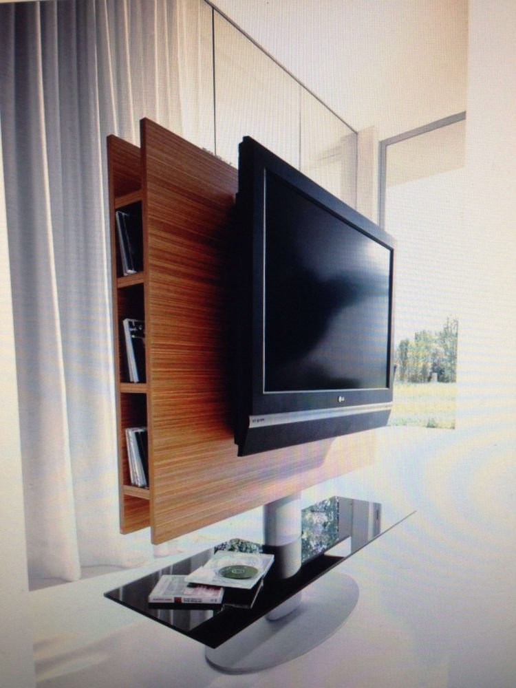 tv stand with mount how much