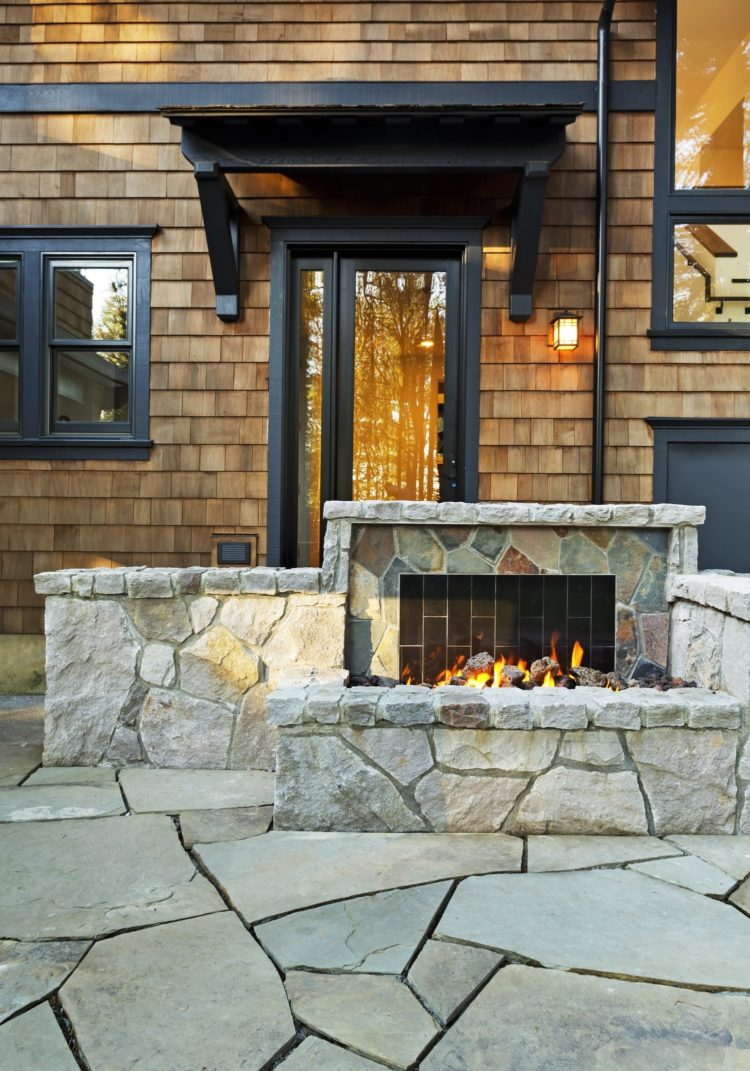 fire brick for outdoor fire pit
