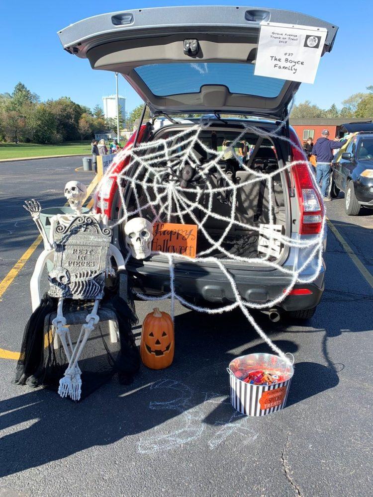 trunk or treat events today