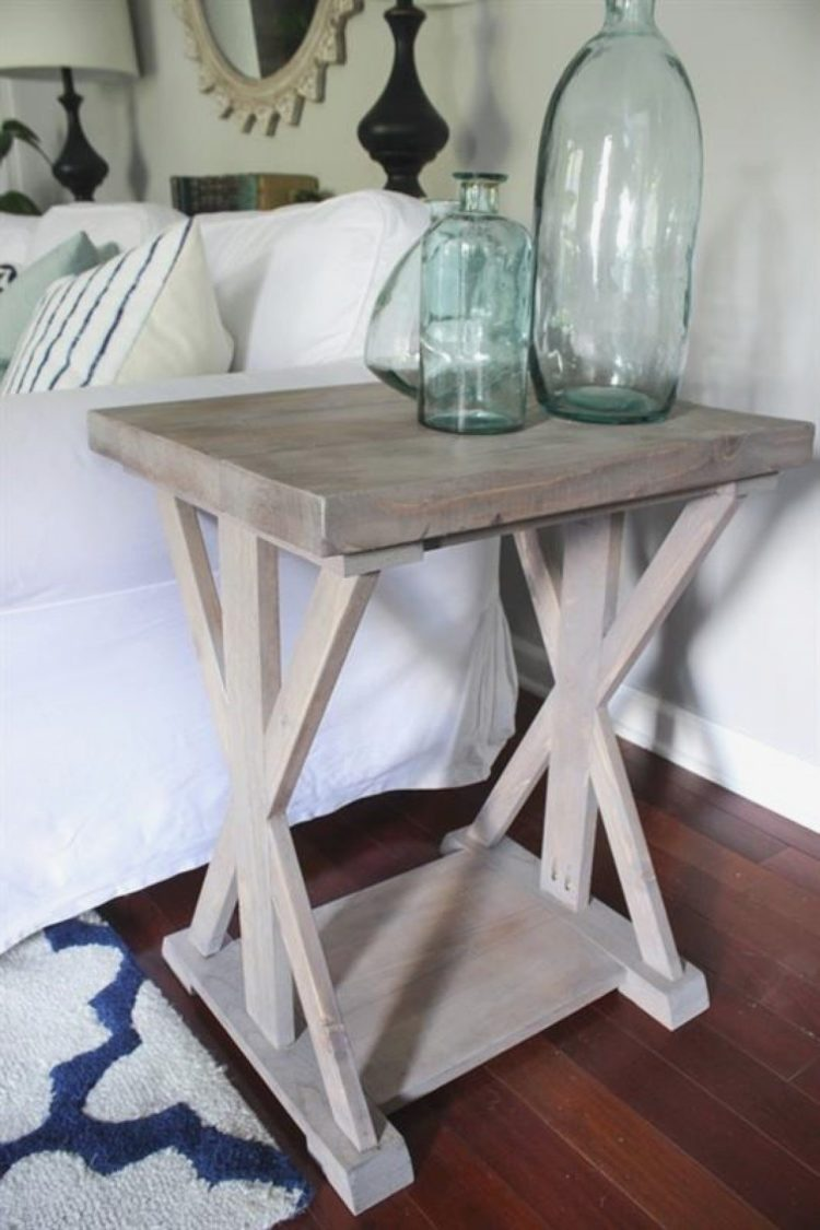 quick trestle table