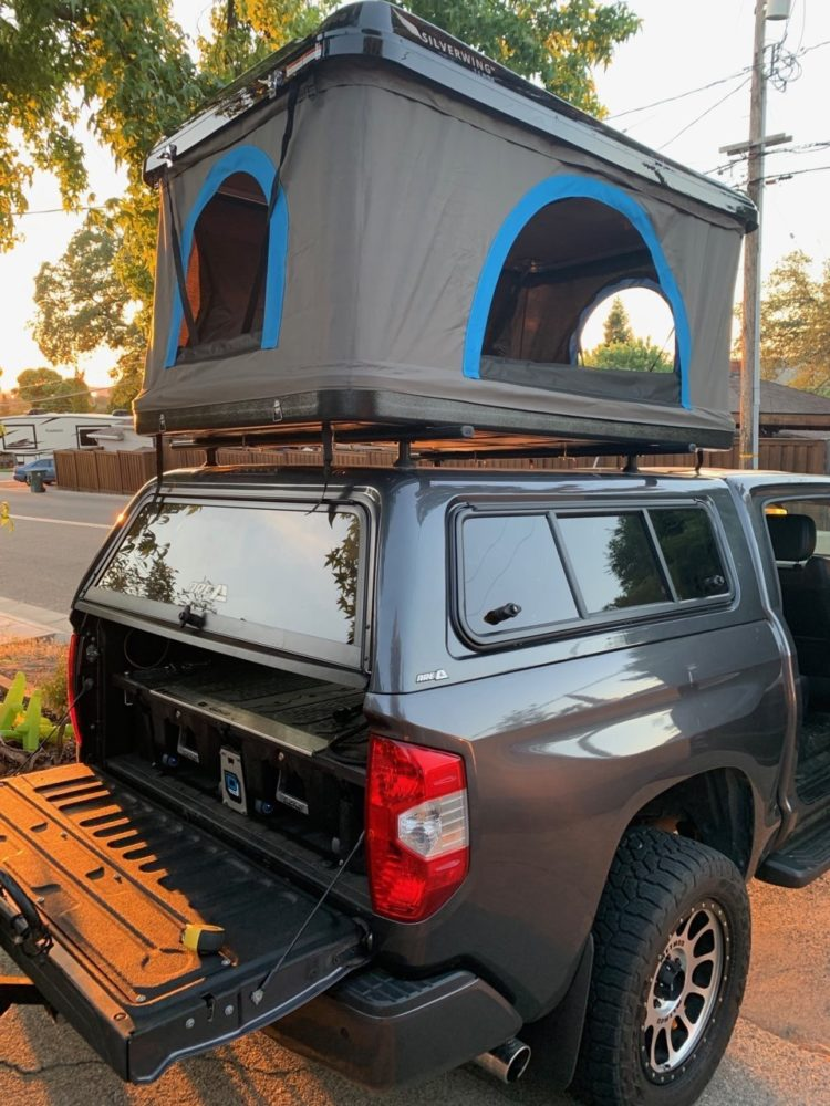 best truck bed tent for tacoma