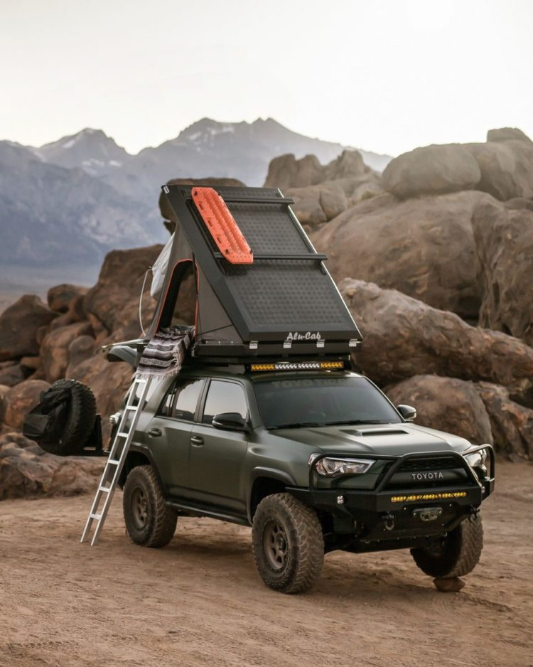 easy truck bed tent