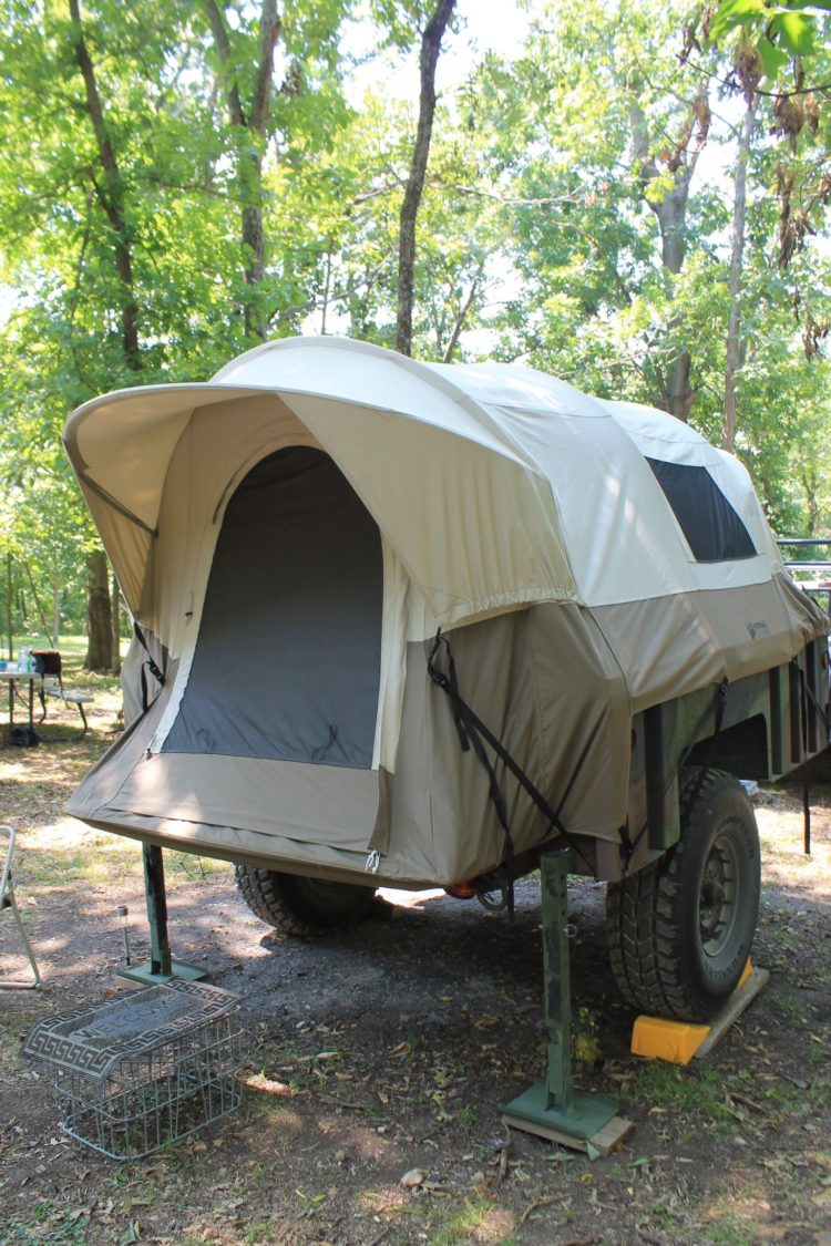 sportsman's guide truck bed tent