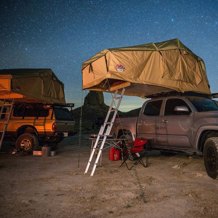 truck bed tent accessories