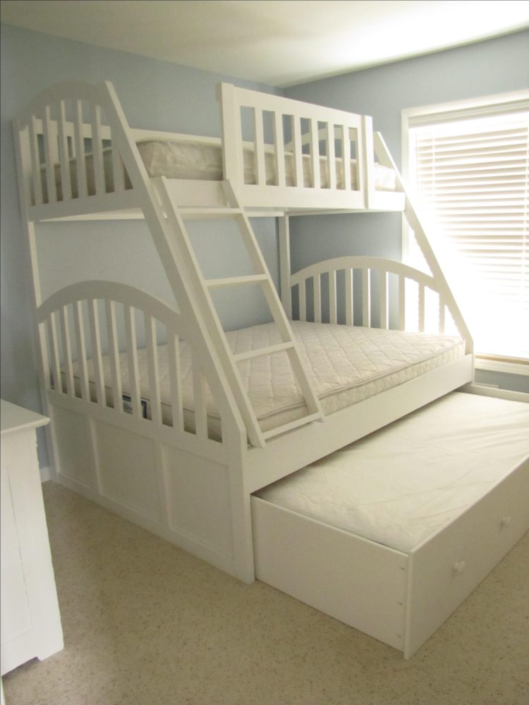 trundle bed attachment