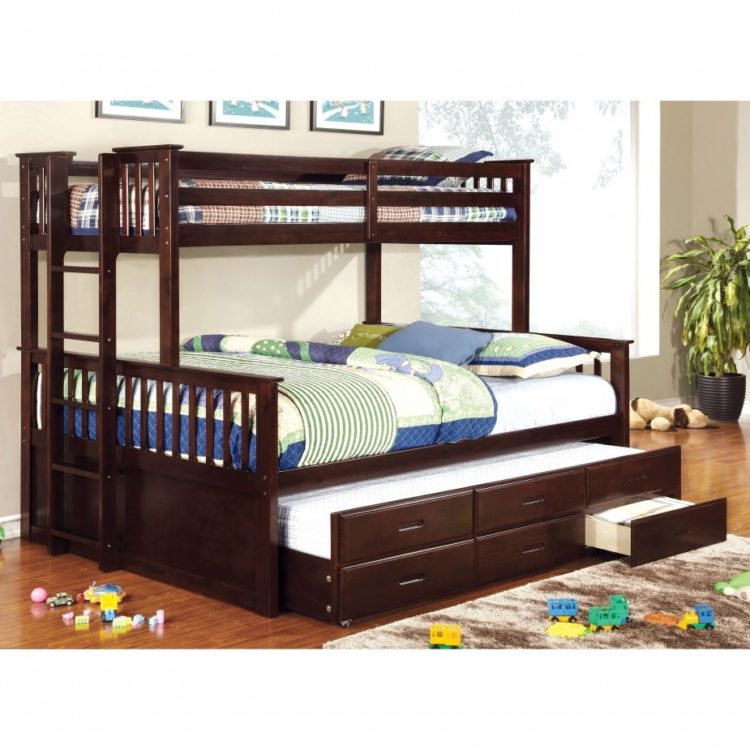 trundle bed twin