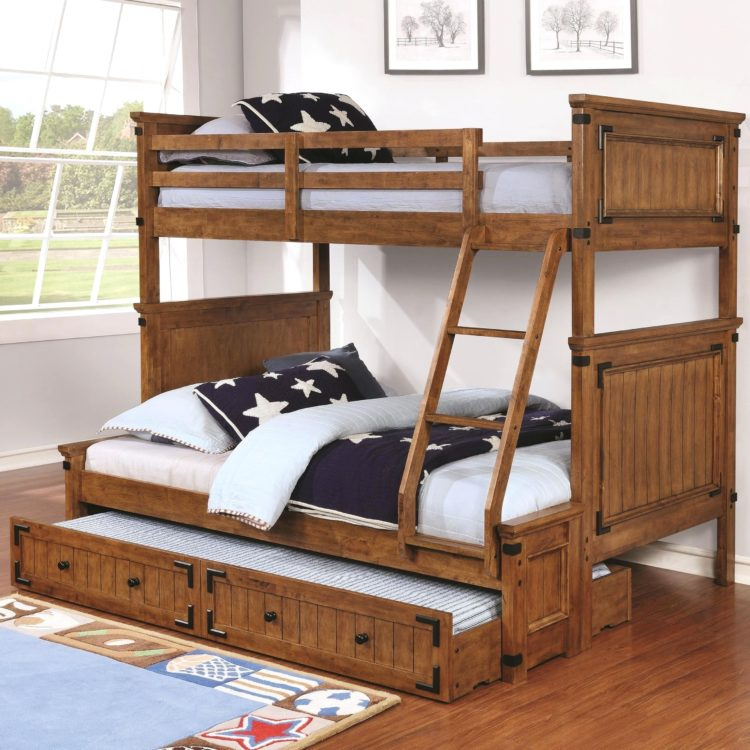 a h beard trundle bed