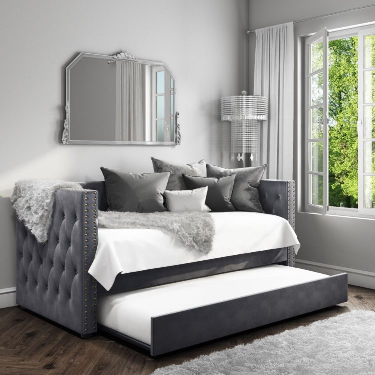 trundle bed home depot